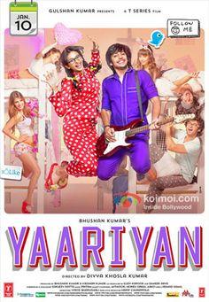 Yaariyan Movie Review Script Analysis, Deepti Naval, Jealous Girlfriend, Bollywood Movies Online, Oscar Winning Movies, Bollywood Posters, Hd Movies Download, Rock Songs, The Girlfriends