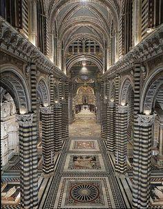 Siena, duomo show. Rivive il pavimento-capolavoro - Pagina 1 | Repubblica Viaggi