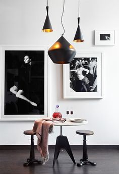 Creative Loft by Jayanti Lal   Situated in Toronto, Canada, this luxurious eclectic loft was designed by Jayanti Lal.