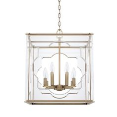 8 light foyer fixture with Aged Brass finish and clear decorative acrylic panels. Eight Light Foyer Chandelier in Aged Brass finish Foyer Pendant Lighting, Foyer Chandelier, Entryway Lighting, Mini Chandelier, Lantern Pendant, Light Pendant, Chandeliers, Outdoor Lighting, Rectangle Chandelier