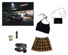 """""""Dark nymphet #3"""" by littlesweetheart123 ❤ liked on Polyvore featuring Forever 21, Givenchy, Dark and nymphet"""