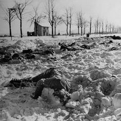 Battle of the Bulge | LIFE at the Battle of the Bulge: Photos From Hitler's Last Gamble | LIFE.com