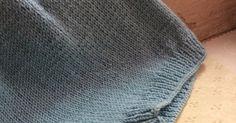 Cómo Tejer un Pantalón para Bebé con Do Agujas