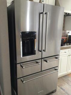 25.8 Cu. Ft. 5-Door French Door Refrigerator, Read customer reviews and buy…