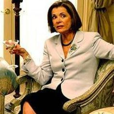 Do you adore Lucille Bluth from Arrested Development? Bring her a Martini and have a chat! #arrested #bluth #development #from #lucille #lucille bluth quotes #martini #quotes #shows