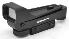 Hammers wide view electronic reflex red dot sight. This inexpensive dot sight is a good sighting choice for air rifles, airsoft guns and crossbows. HAMMERS WIDE VIEW ELECTRONIC REPLEX REDDOT SIGHT RDAO1. | eBay!