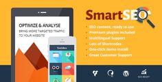 Download WordPress Theme SmartSEO | SEO & Marketing Services - v1.2