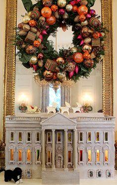 Christmas @ the White House 2012