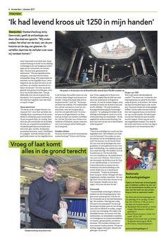 Noord-Holland Amsterdam interview Jerzy