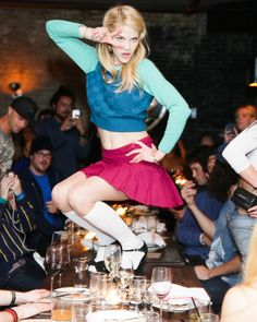 Ashley Smith Likes to Dance