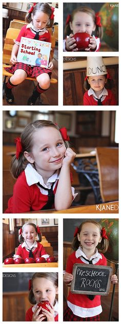 Back-To-School Photo Session - www.kjanedesigns.com