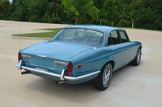 1972 Jaguar XJ6 Maintenance/restoration of old/vintage vehicles: the material for new cogs/casters/gears/pads could be cast polyamide which I (Cast polyamide) can produce. My contact: tatjana.alic@windowslive.com
