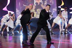 Psy and Ellen