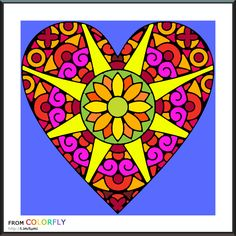 60 Best Colouring In Colorfy And Colorfly Images Adult Coloring