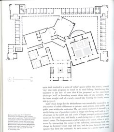 Louis Kahn - Dominican Motherhouse