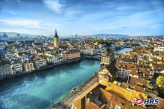 Besichtigt das Kloster Fraumünster oder das Kunsthaus, freut euch auf zahlreiche Boutiquen auf der Bahnhofstrasse und einen Spaziergang am malerischen Zürichsee. Das 4-Sterne Ramada #Hotel #Zürich City heißt euch für 90,14€ die Nacht im Doppelzimmer herzlich willkommen!