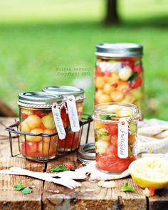 Fruits Salad, Featured In MORE Indonesia Magazine July 2013, Meracik Piknik Asyik