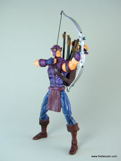 Toy Biz – Marvel Legends Hawkeye