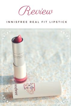 An all-time favorite Korean lipstick is the Innisfree Real Fit in No.8, Rosy Latte. The color suits just about every occasion, lasts long and looks lovely! Review and swatches, as well as a full makeup look on the blog.