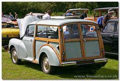 Morris Minor, Antique Cars, Vehicles, Travel, Vintage Cars, Viajes, Rolling Stock, Trips, Traveling