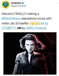 Upcoming Black widow movie!!!! FINALLY!!!!
