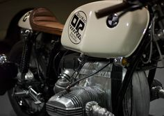 "motographite: BMW R80 '83 ""THE JOKER"" by KEVILS SPEED SHOP"