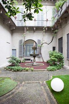 Restauro Casa del Manzoni, Milano, 2015 - architetto Michele De Lucchi