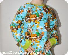 Mum 2 2 boys: Mor, må jeg ikke få en bluse med Dora???