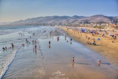 Pismo Beach, Arroyo Grande, Happy Labor Day, Walk Out, Central Coast, Night, Water, Pictures, Outdoor