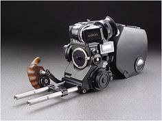 Visual Products - Equipment For Sale - 16mm Cameras - Super 16mm Packages - Aaton XTR-PROD Super 16 Camera Package