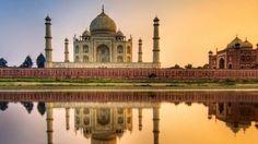 Taj Mahal - Viaggio in India