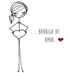 Quem está carregando uma barriguinha cheia de amor aí?! #gestação #gravidez…