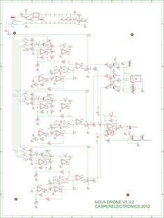 Drone Electronic Schematics ...Visit our site for the latest news on drones with…