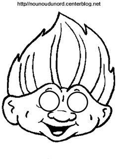 masque les trolls branche d'autres modèles à imprimer cliquez sur mon lien http://nounoudunord.centerblog.net/4209-masques-a-imprimer-classes-par-ordre-alphabetique