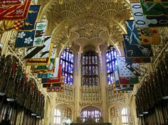 Westminister Abbey – Henry VII Chapel aka Lady Chapel. Photo: © Westminster Abbey.