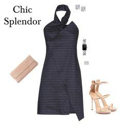 """Chic splendor"" by chic-splendor on Polyvore featuring Jacquemus, Giuseppe Zanotti, Nancy Gonzalez and Chanel"