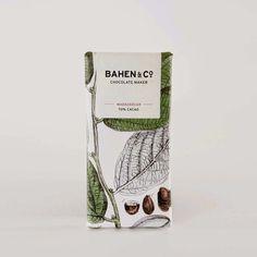 Chocoalte artesano, sostenible y tradicional de los australianos Bahen & Co.