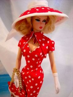 Vintage Repro Articulating Barbie Silkstone FR Parker Fashion Handmade OOAK Mary