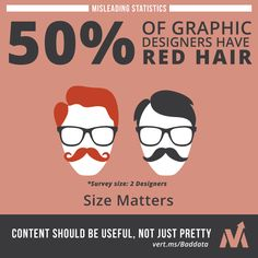 Misleading Statistics: How Visual Data Can Go Bad [Graphics] Infographic Tools, Infographics, How To Start A Blog, How To Make Money, Ap Statistics, Bar Graphs, Size Matters, Information Graphics, Math Class
