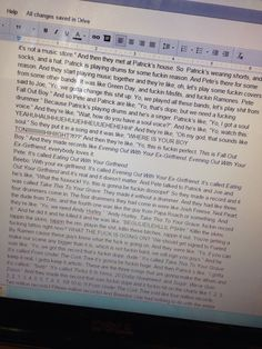 my favorite bands essay