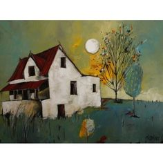 GLENDINE, ALICE ART GALLERY, LANDSCAPE