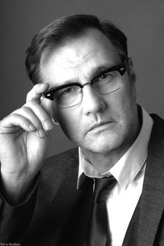 David Morrissey -this guy is ridiculously good at what he does for a living. He's so despicable as The Governor. If the zombie apocalypse ever goes down in this lifetime, he is royally screwed. No one would want to work with him. He was also great in Doctor Who. :)