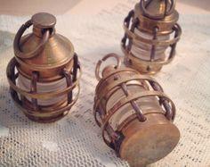 1 pc estilo Vintage Linterna colgante por ingredientsforlovely