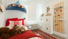 Playful kids room #IncomeProperty #HGTV