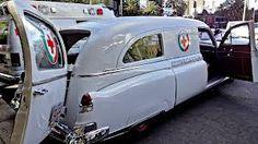ambulancias antiguas