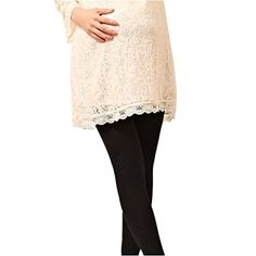f8b956473c90d Liang Rou Maternity Ultra Thin Stretch Fulllength Leggings Black -- More  info could be found at the image url.