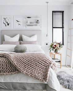 "How ""cozy"" is your bedroom, measured against Pinterest's criteria?"