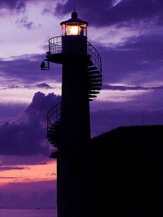 Lighthouse~ Puntamika, Zadar, Croatia