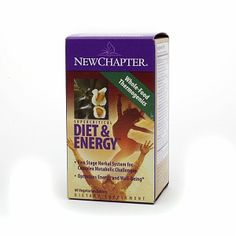 I'm learning all about New Chapter Diet