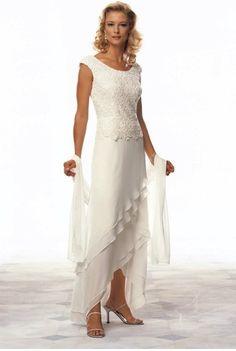 Wedding Dresses For Older Brides 2015 Ideas | Wedding Mode